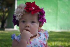 Schätzchen girl Stockfoto