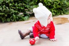 Schätzchen girl Stockfotos