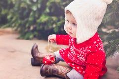 Schätzchen girl Lizenzfreie Stockfotografie