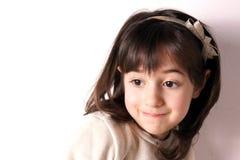 Schätzchen girl Lizenzfreies Stockbild