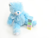 Schätzchen-Teddybär lizenzfreie stockfotografie