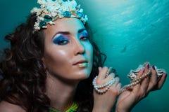Schätze der Unterwasserwelt Lizenzfreie Stockbilder