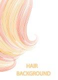 Schön Haar der Traum jeder Frau Stockfotos