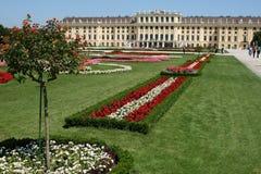 Schönbrunn castle, wien Royalty Free Stock Images