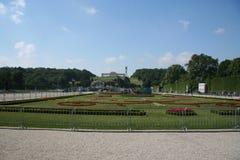 Schönbrunn Palace  garden Royalty Free Stock Photos