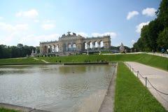 Schönbrunn Palace  Gloriette Royalty Free Stock Photography