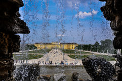 Schönbrunn Palace Stock Photos