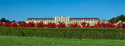 Schönbrunn, Vienna, Austria. Schönbrunn Castle in Vienna, Austria Stock Photography