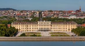 Schönbrunn, Vienne, Autriche photo stock
