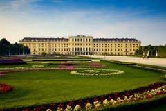 Schönbrunnkasteel, Wenen Royalty-vrije Stock Afbeeldingen