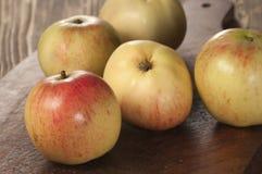 Schöne Äpfel Stockfotos