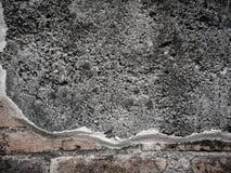 Schöne alte Backsteinmauerweinlese Stockfotografie