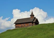 Schöne alte tomber Kapelle Lizenzfreie Stockfotografie