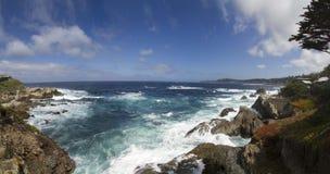 Schöne Ansicht in Carmel Stockfotos