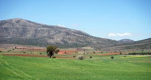 Schöne Ansicht der Berge Lizenzfreie Stockfotos