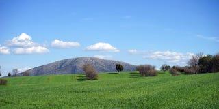 Schöne Ansicht der Berge von der Türkei Lizenzfreies Stockbild