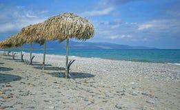Schöne Ansicht der Insel von Kreta Stockfoto