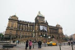 Schöne Ansicht von Prag Stockbilder