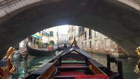 Schöne Ansichten von Venedig Stockfotos