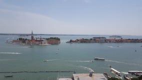 Schöne Ansichten von Venedig Stockbilder