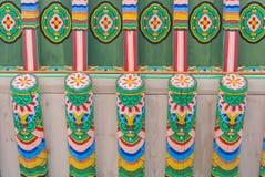 Schöne Architektur in Deoksugungs-Palast an Seoul-Stadt, Kore Lizenzfreie Stockfotos