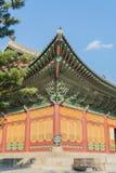 Schöne Architektur in Deoksugungs-Palast an Seoul-Stadt, Kore Stockbilder