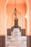 schöne Architekturmarokko-Art lizenzfreie stockbilder
