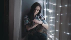 intelligentes Mädchen sexy Video