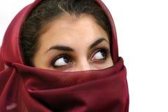 Schöne Augen Lizenzfreies Stockfoto