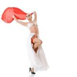 Schöne Ballerina Lizenzfreie Stockfotos