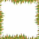 Schöne Bambusblätter stockbilder