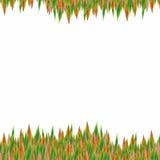 Schöne Bambusblätter lizenzfreies stockbild
