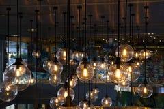 Schöne Beleuchtung Stockfotografie