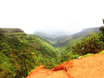 schöne Berge Stockfoto