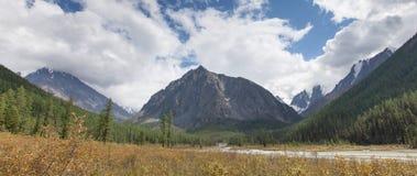 schöne Berge Stockfotos