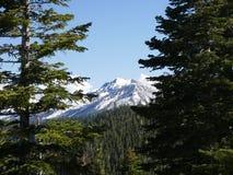 Schöne Berge Lake Tahoe Lizenzfreie Stockfotos