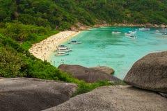 Schöne Beschaffenheit von Thailand Lizenzfreies Stockbild