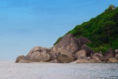 Schöne Beschaffenheit von Thailand Lizenzfreie Stockfotografie