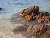 Sch?ne Bilder auf der Insel von Phangan lizenzfreies stockfoto