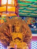Schöne Bilder von Guanyim oder Guan Yin, chinesischer Gott auf Chinesisch Stockfoto