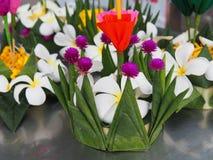 Schöne Blumen für Wasserehrerbietung Lizenzfreies Stockbild