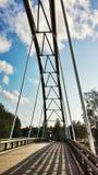 Schöne Brücke Lizenzfreie Stockfotos