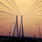 Schöne Brücke Stockfotografie