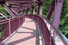 Schöne Brücke Lizenzfreies Stockbild