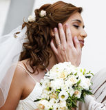 Schöne Braut Lizenzfreie Stockbilder