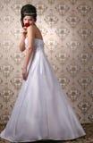 Schöne Braut Lizenzfreies Stockbild