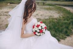 Schöne Braut HD Stockbilder