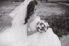 Schöne Braut HD Lizenzfreies Stockbild