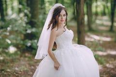 Schöne Braut HD Stockfotografie
