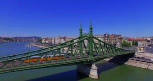Schöne Budapest-Stadt, Ungarn Stockbilder